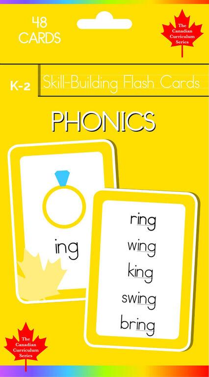 K-2 Skill Building - Phonics - English Edition