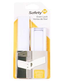 Safety 1st verrou pour porte de four.