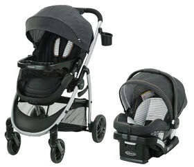 Graco - Modes Pramette Travel System - Britton - R Exclusive