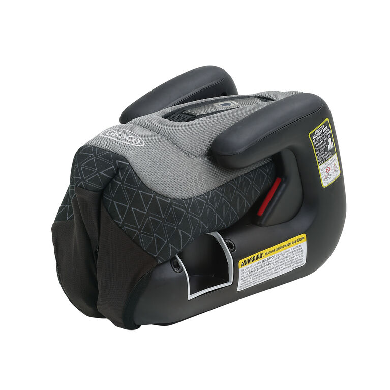 Graco TurboBooster TakeAlong Backless Booster - Sonic