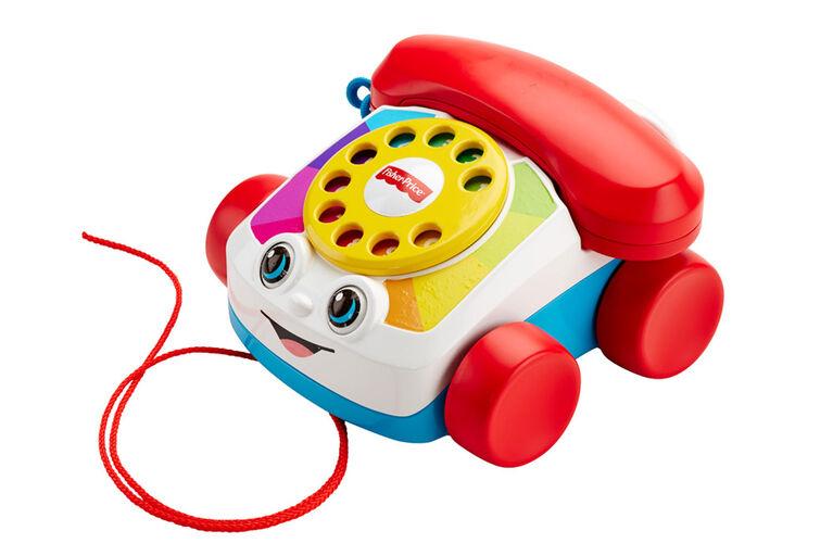 Téléphone animé de Fisher-Price