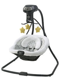 Graco Simple Sway LX Swing with Multi-Direction Seat - Allister