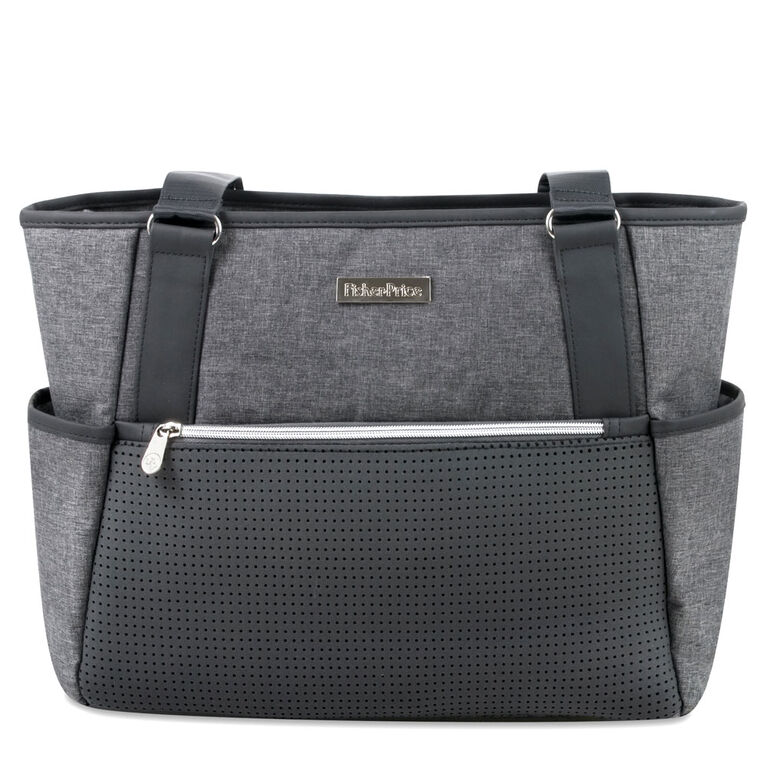 Fisher Price Everly Messenger Tote Diaper Bag