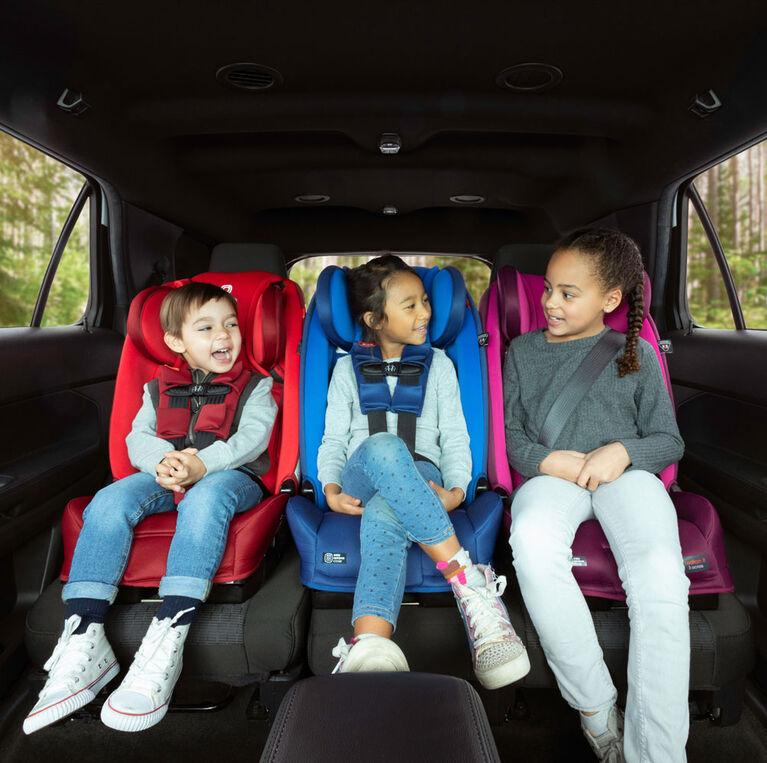 Diono Radian 3Rxt Allinone Convertible Car Seat-Black