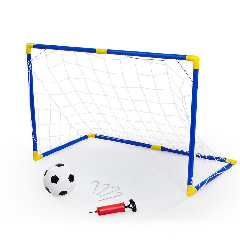 Mini but de soccer Out and About - Notre exclusivité