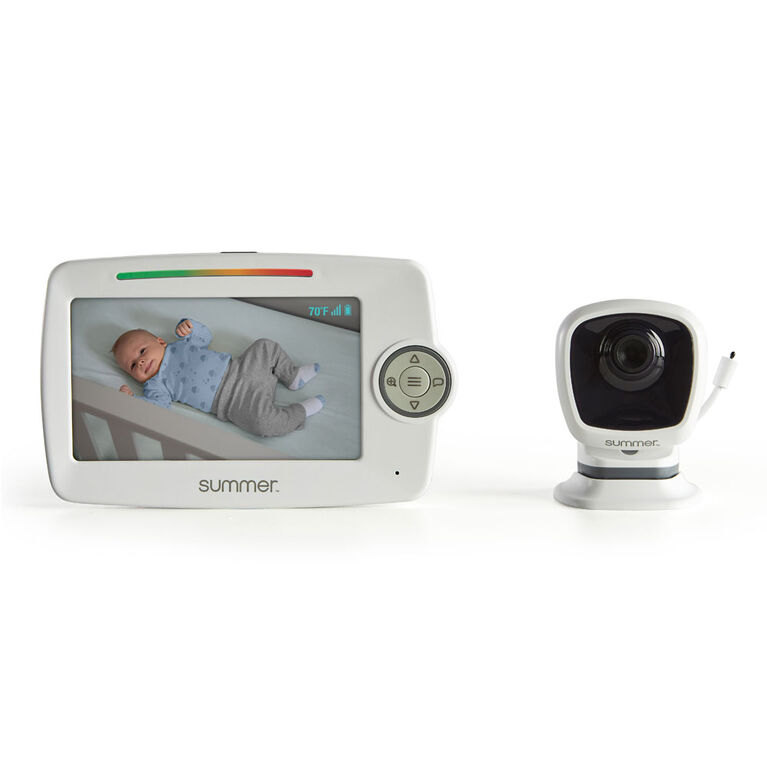 LookOut 5.0 Inch Color Video Monitor with No-Hole PrestoMount