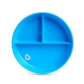 Stay Put Suction Plate - Blue