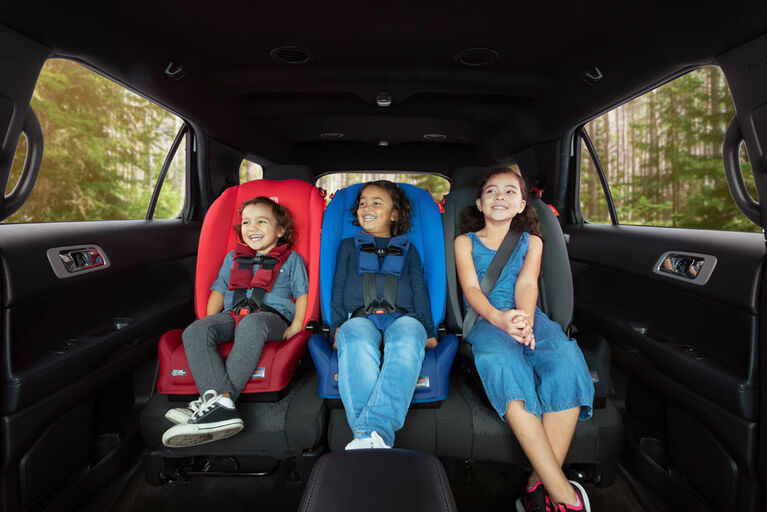 Diono Radian 3R Allinone Convertible Car Seat-Blue