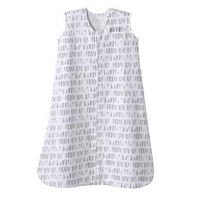 HALO SleepSack - Cotton - Grey Square and Triangle, Extra Large