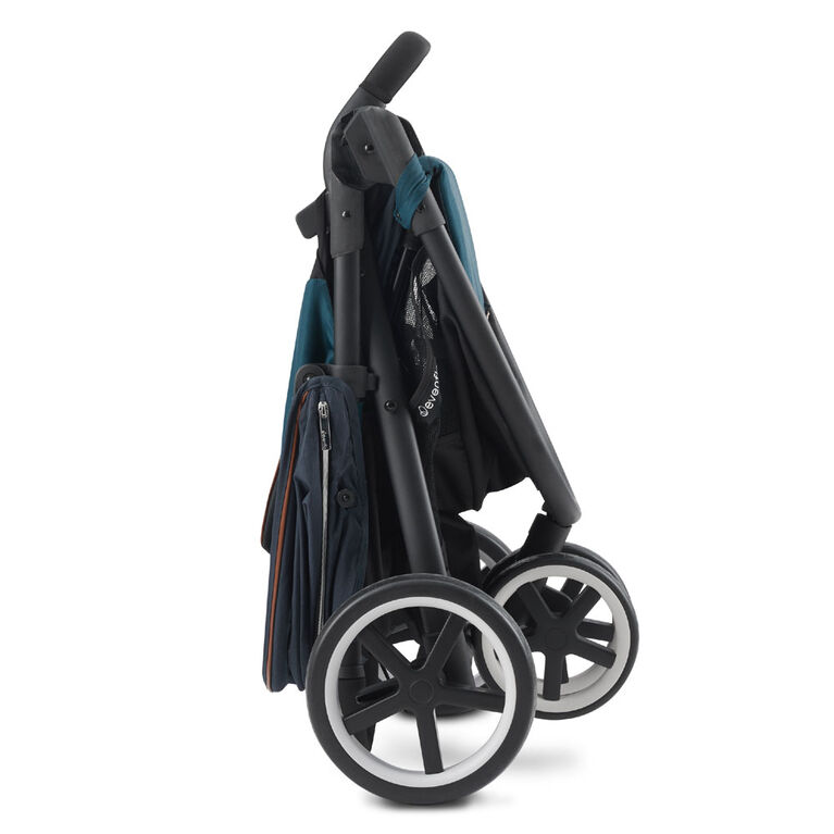 Evenflo Gold Verge 3 Wheel Travel System-Sapphire - Notre exclusivité