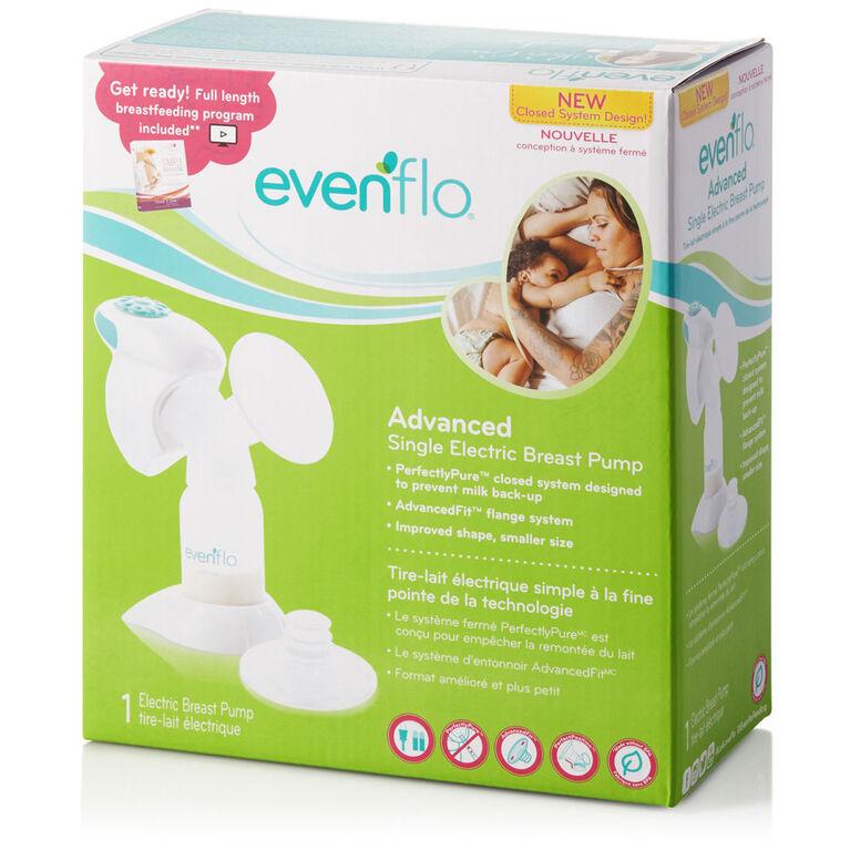 Evenflo Advanced Single Electric Breast Pump