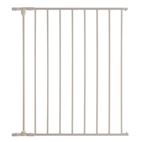 Dreambaby Extension de porte Adapta Gate / Newport Adaptateur de porte Mayfair Coverta - Blanc - Notre exclusivité