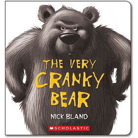 The Very Cranky Bear - Édition anglaise