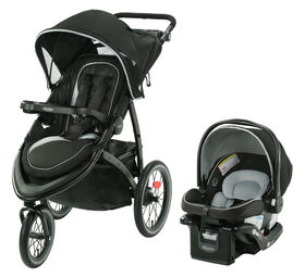 Graco Fastaction Jogger Lx Ts-Seaton