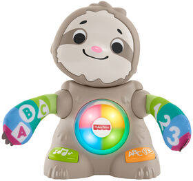 Fisher-Price Linkimals Smooth Moves Sloth  032093