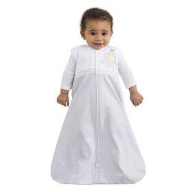 Halo SleepSack Wearable Blanket 100% Cotton - Gray Elephant (Small)