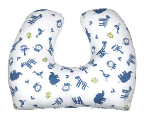 Navy Safari Baby Sitter Nursing Cushion