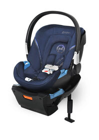 Cybex Aton 2 Infant Car Seat with SensorSafe, Denim Blue