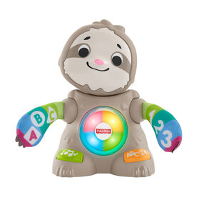Fisher-Price Linkimals Smooth Moves Sloth - English Edition