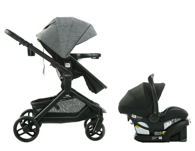 Graco - Modes Nest Travel System - Nico - R Exclusive
