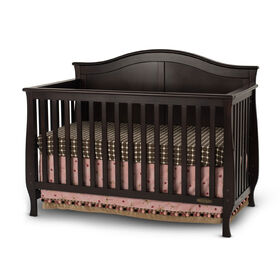 Child Craft Camden 4-in-1 Convertible Crib - Jamocha
