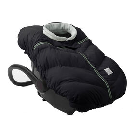 7 AM Enfant Car Seat Cover - Cocoon/Black