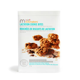 Milkmakers Lactation Cookie Bites 1-Pack