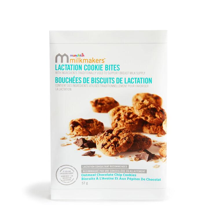 Bouchées de biscuits de lactation