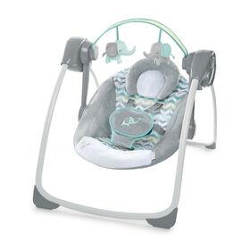 Ingenuity Comfort 2 Go Portable Swing - Jungle Journey