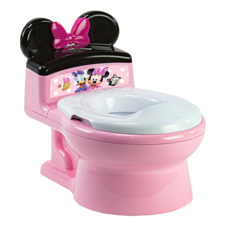 Pot et siège d'aaprentissage de Disney Minnie Mouse ImaginAction