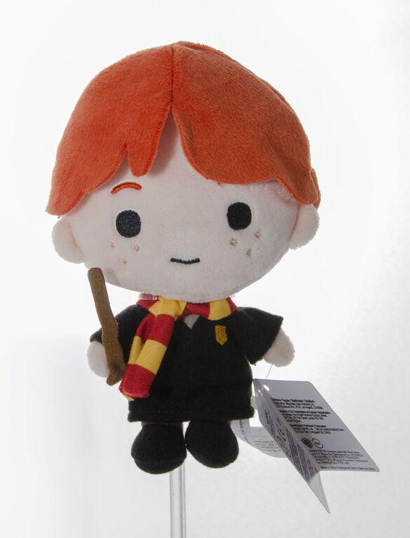 Peluche porte-bonheur Harry Potter - Ron - 15 cm