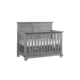 Oxford Baby Kendra 4in1 Convertible Crib Grigio - R Exclusive