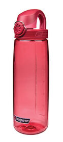 Nalgene Tritan OTF Petal with Beet Red Cap