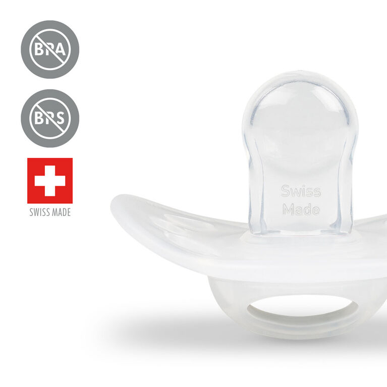 Medela Baby new NEWBORN Pacifier, extra light and small, BPA free - Baby pacifier 0-2 mo