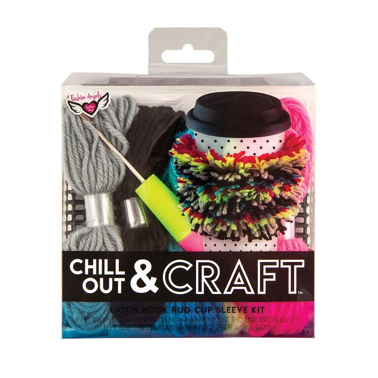 On se Calme et Bricoler - Kit de crochet.