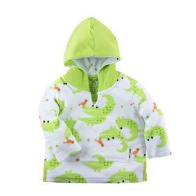 Zoocchini - Baby Swim Cover up - Alligator - 12-24M