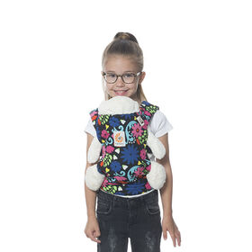 Ergobaby Doll Carrier - French Bull Flores