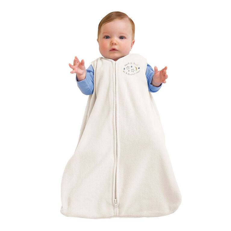 HALO SleepSack Wearable Blanket Micro-Fleece - Cream - XL