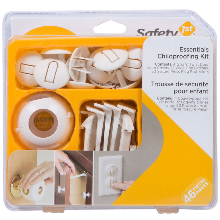 Safety 1st Essentials Childproofing Kit