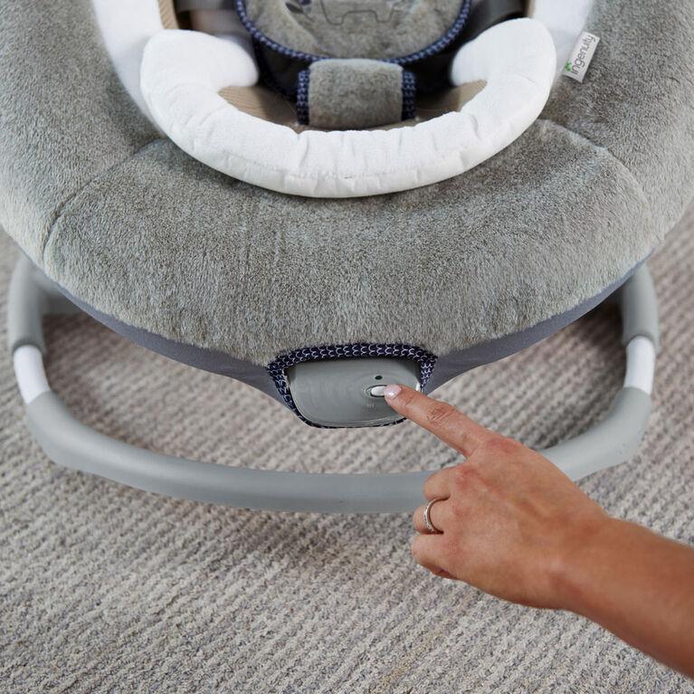 Ingenuity DreamComfort InLighten Cradling Swing & Rocker - Townsend