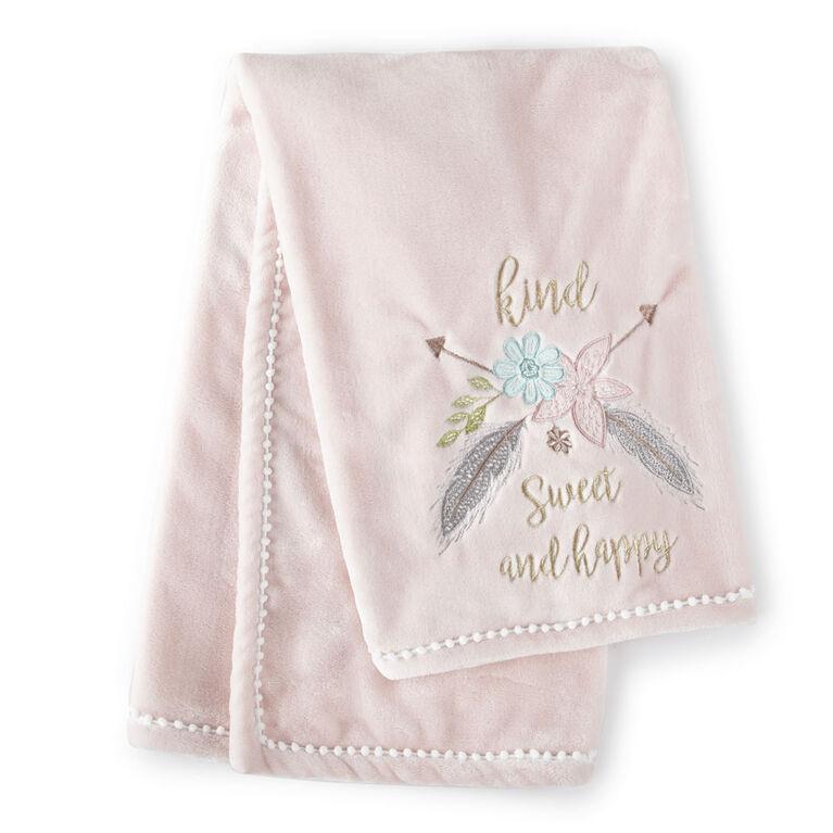 Levtex Baby - Malia Blanket - Édition anglaise