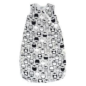 Perlimpinpin - Plush sleep bag - Penguin 0-6