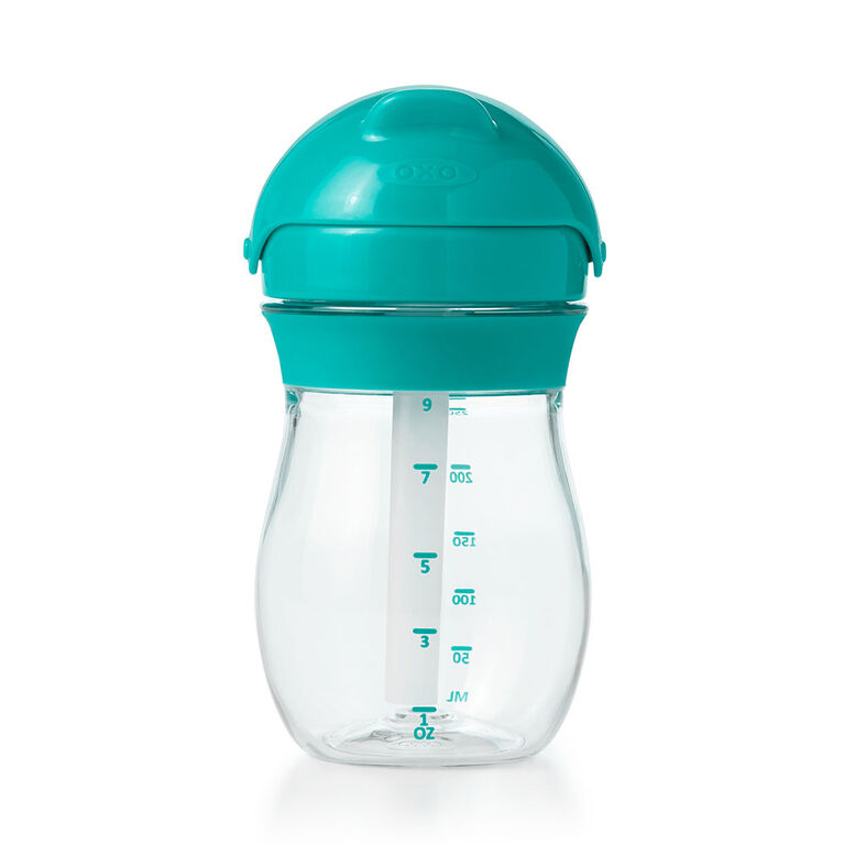 Transition Straw Cup 9oz - Teal