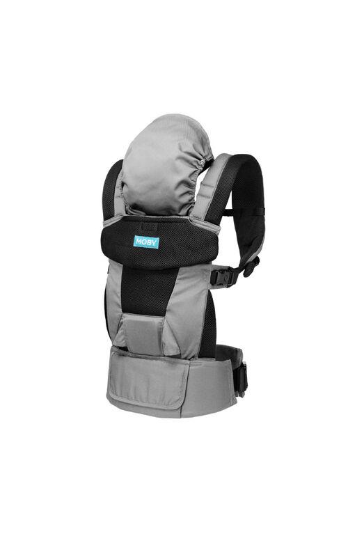 MOBY - Porte-bébé Move 4 Position - Charcoal Gris