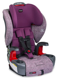 Britax® Grow with You Clicktight Harness-2-Booster, Mulberry