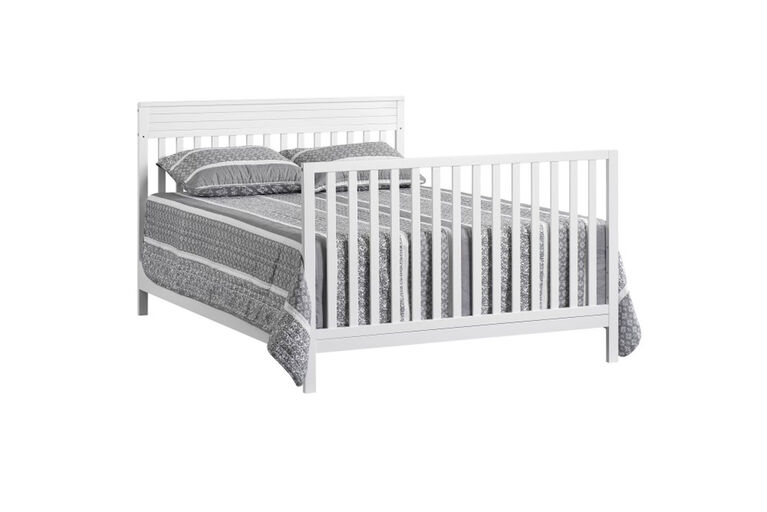 Oxford Baby Skyler Full Bed Conversion Kit Snow White - R Exclusive