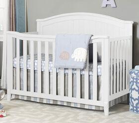 Lit de bébé Fairview de Sorelle - Blanc.
