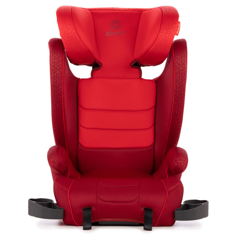 Diono Monterey XT High Back Booster - Red