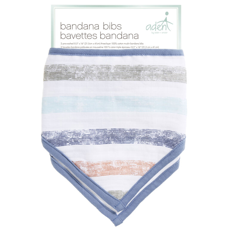 Aden Bandana Bavoir - Hit Road.