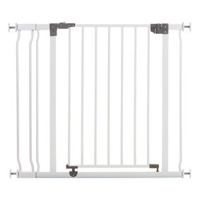 Dreambaby Liberty Security Gate avec fonctionnalité Smart Stay-Open - Blanc.